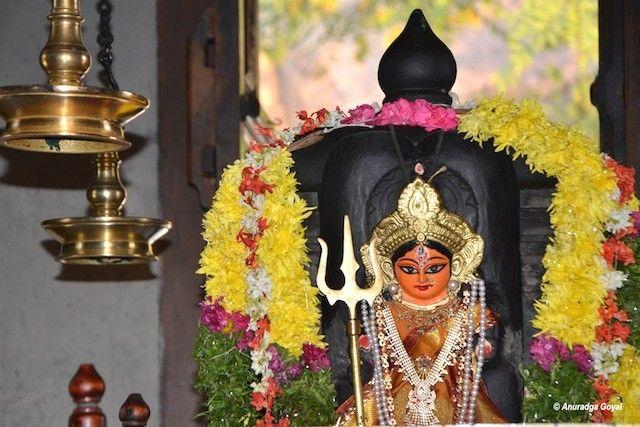 Devi Shakti at Mata Amritananmayi's Math