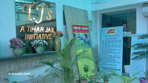 TJs a Tihar Jail Initiative