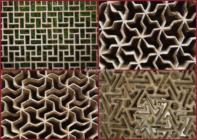 Creative patterns of Jali