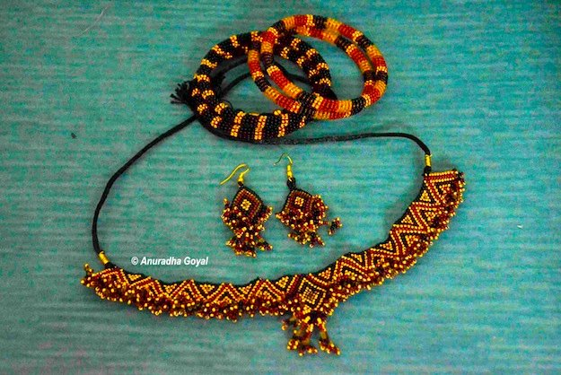 Jewelry Set from Jhabua