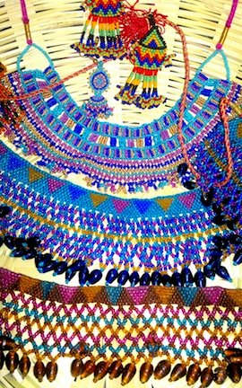 Multicolored Jewelry from Jhabua