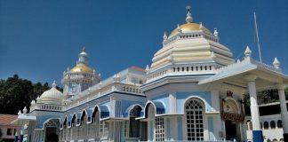 Shri Mangeshi Temple, Ponda, Goa