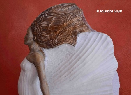 Sculpture by Malgorzata Chodakowska