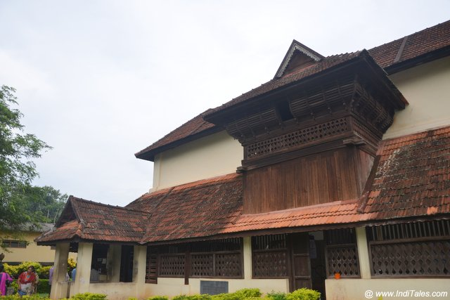 Koyikkal Palace at Nedumangad en route