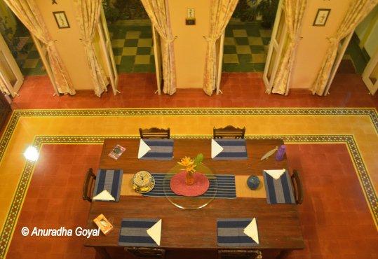 Dining Hall of Arco Iris