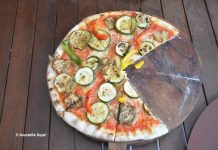 Wood Baked Pizza