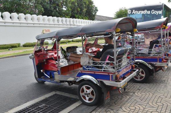 The Jeepani - the Thai version of Jugaad