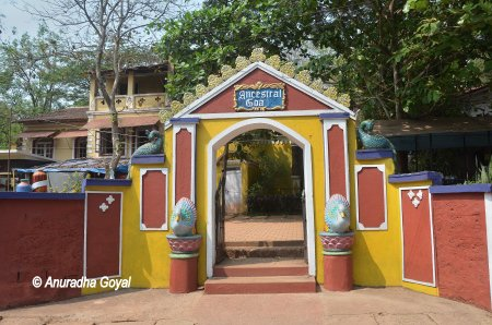 Bigfoot Museum, Loutolim, Goa