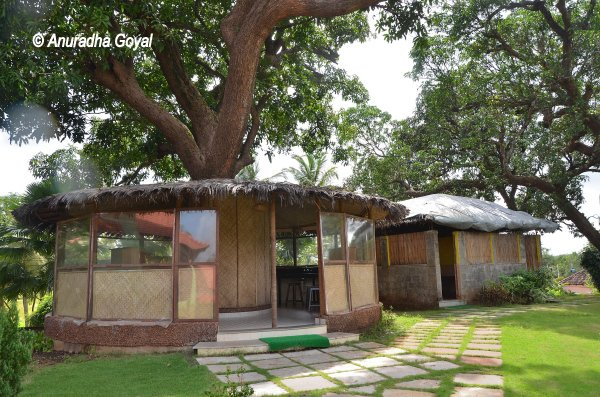 Kriya center at the Devaaya Ayurveda Nature Cure Centre