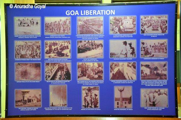 Goa Liberation portrait