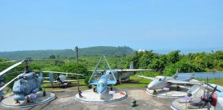 Naval Aviation Museum, Goa