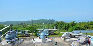 Naval Aviation Museum, Goa