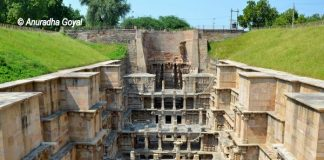 Top View of Rani ki Vav