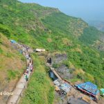 Pavagadh Hill - View from Ropeway