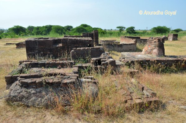 Ruins of Indus Valley Civilization at Lothal