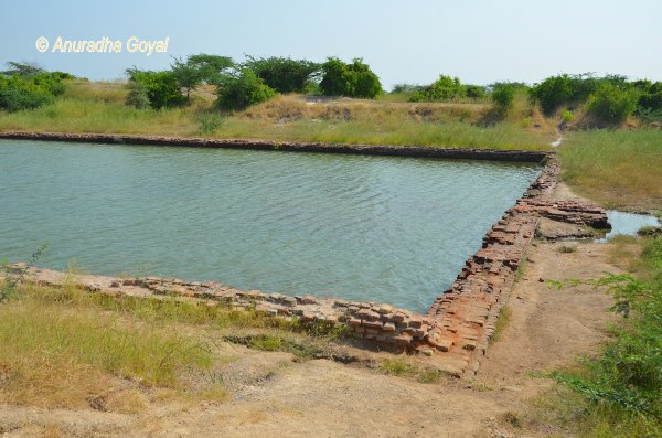 World's oldest dockyard at Lothal