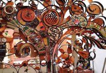 Utopia Dystopia Art Tree