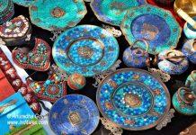 Artifacts at Anjuna Flea Market, Goa