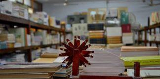 Bookshop at Gujarat Vidyapeeth
