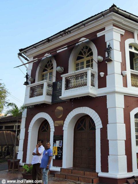 Gitanjali Gallery - Fontainhas Panjim