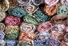 Piles of Final products at Charaka