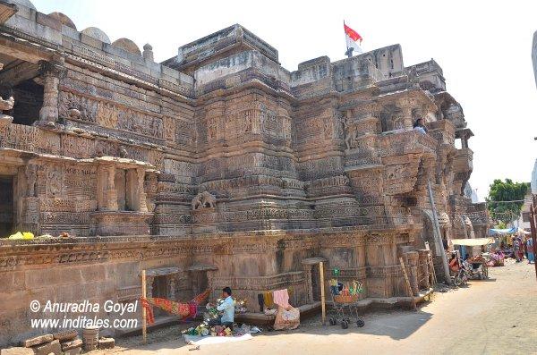 Hira Gate, Dabhoi