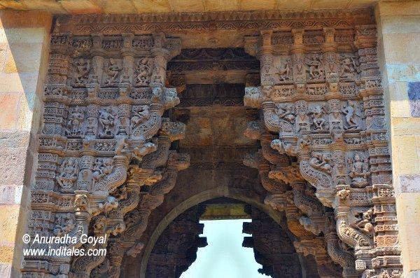 Vadodari Gate, Dabhoi, Gujarat