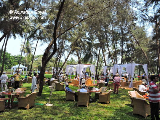 Cashew Trail Festival at Park Hyatt, Goa