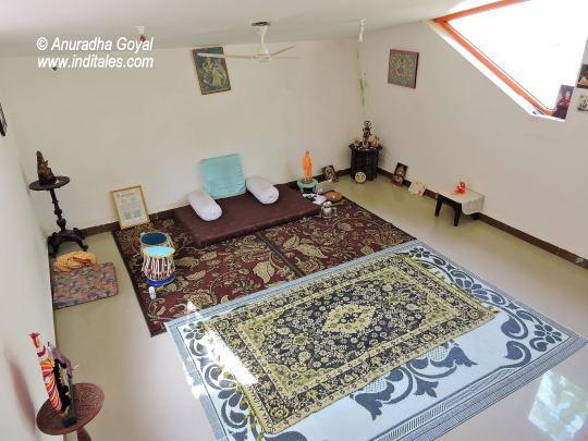 Gangubai Hangal Gurukul classroom