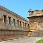 Windows & Entrance at Jami Masjid Champaner