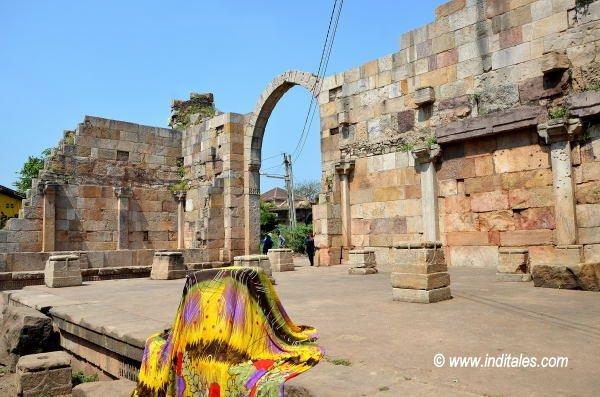 Ruins of Champaner