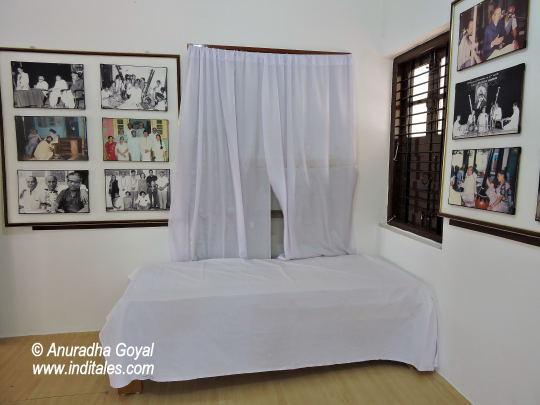 Mallikarjun Mansur's room