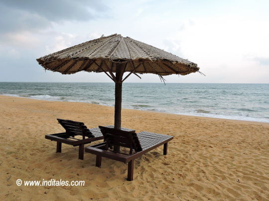 SaiVishram Beach Resort, Byndoor Beach