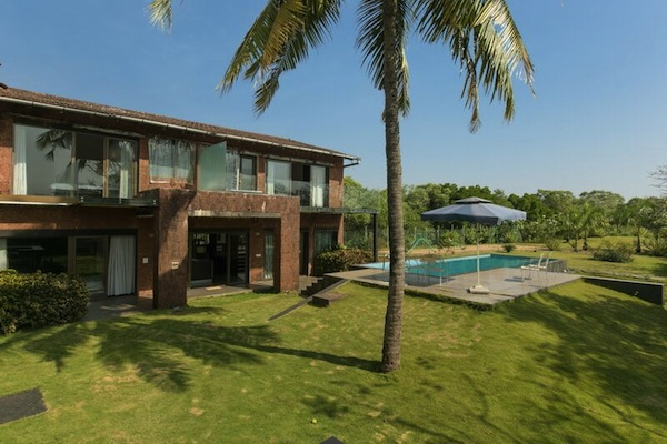 Luxury Goa Villa