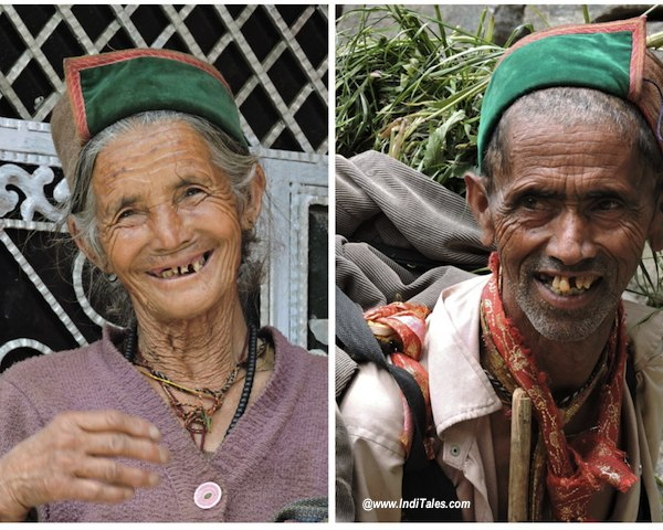 Happy Faces of Himachal Pradesh