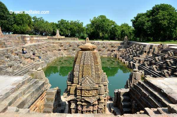 Surya Kund at Sun Temple, Modhera