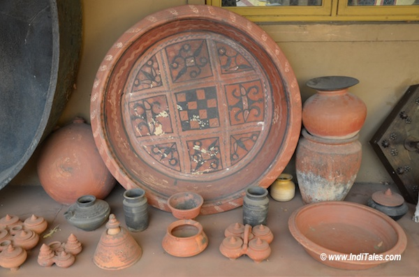 Vishalla Utensils museum, Ahmedabad