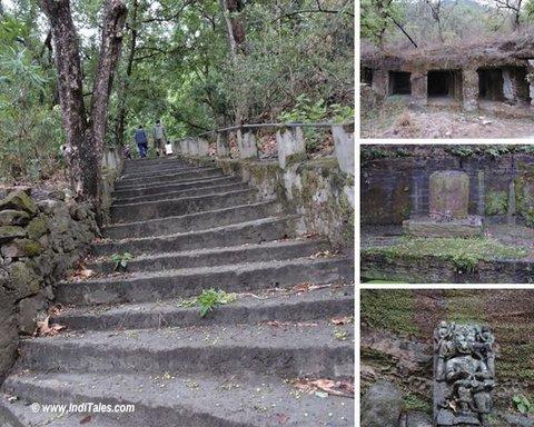 Heritage inside Bandhavgarh National Park