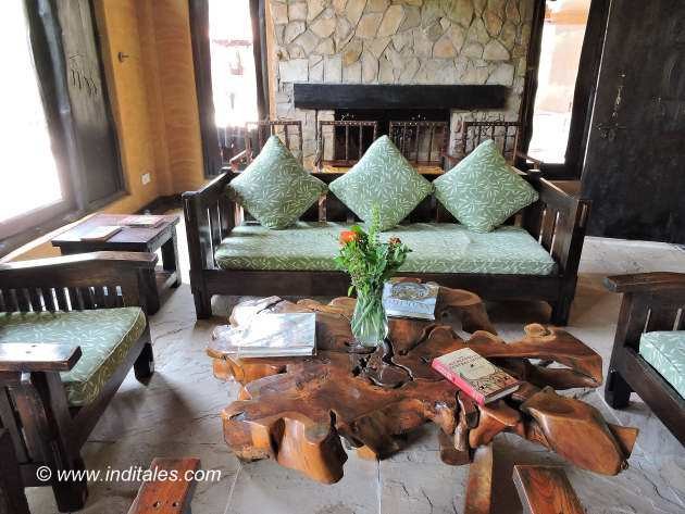 Review Kings Lodge Bandhavgarh