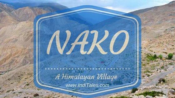 Nako Village Himachal Pradesh
