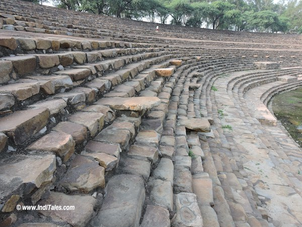 Surajkund Stone Steps