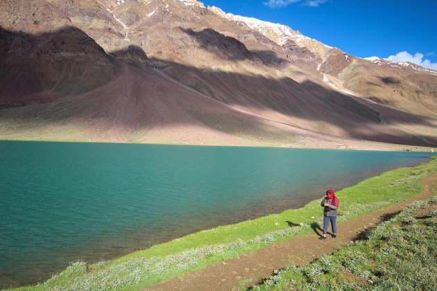 Chandratal Lake - Parikrama