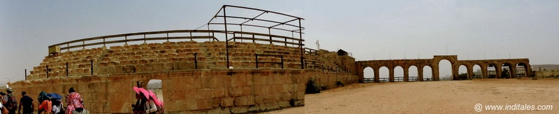 Hippodrome at Jerash