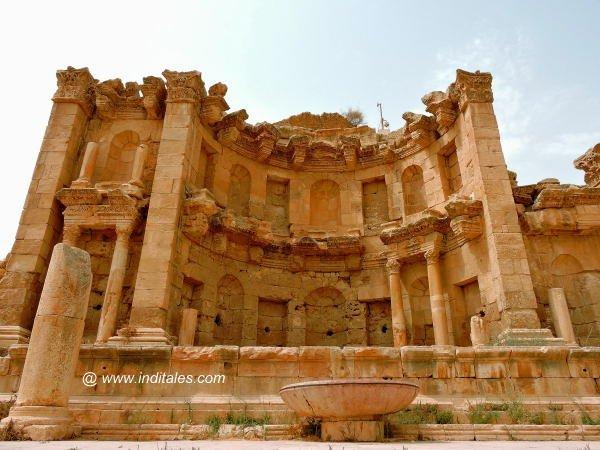 Temple of Nymphaeum