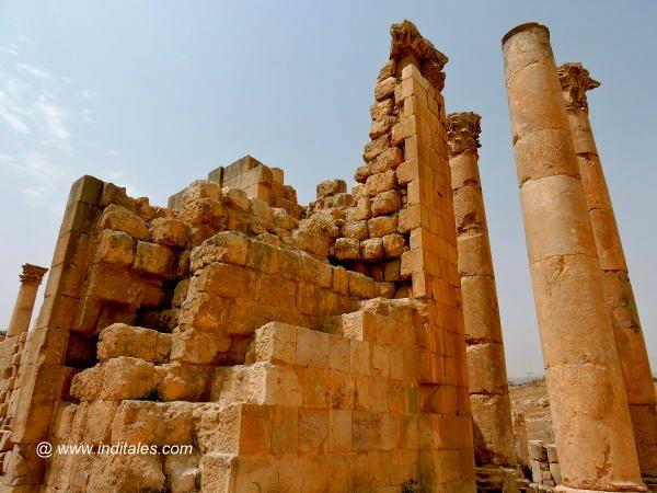 Pillars of Temple of Zeus