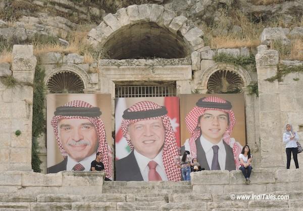 Visit Jordan First Impressions - Past, Present & Future Kings of Jordan