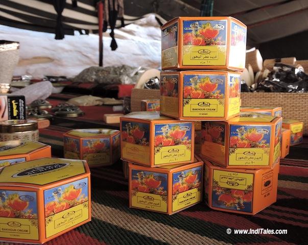 Bedouin Perfumes & Creams