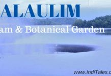 Salaulim Dam & Botanical Garden