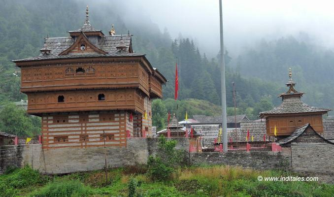 Bhimakali Temple Complex Sarahan