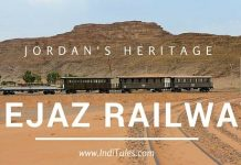 Hejaz Railways Jordan